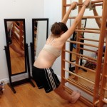 Using Visual Que's in Scoliosis Exercise
