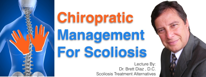 Chiropractic Management of Scoliosis