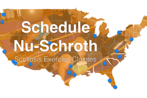 Schroth Method Scoliosis Exercise Weekend Immersive Classes