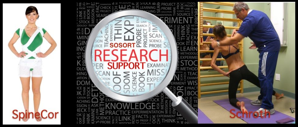 Scoliosis Treatment Research by SOSORT