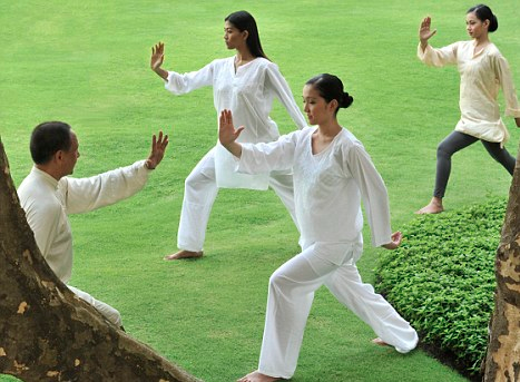 Tai Chi - A form of Corrective Movement Therapy