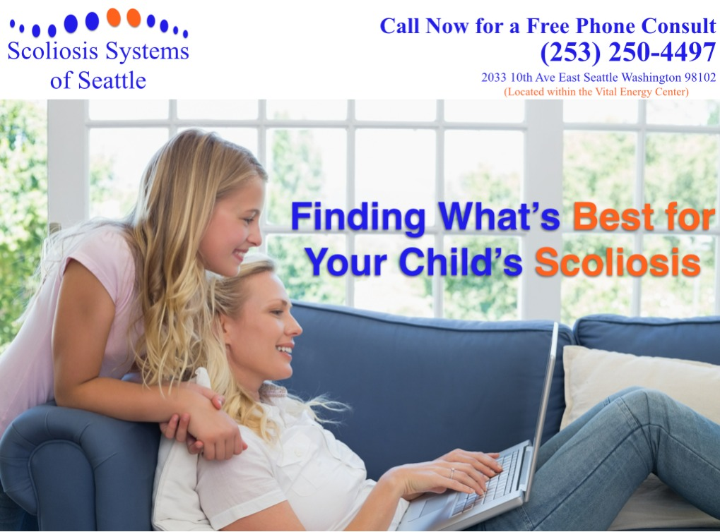 Seattle Washington Scoliosis Treatment