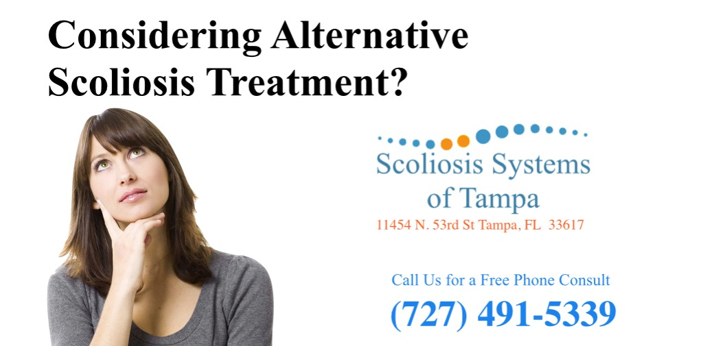 Tampa Scoliosis Treatment