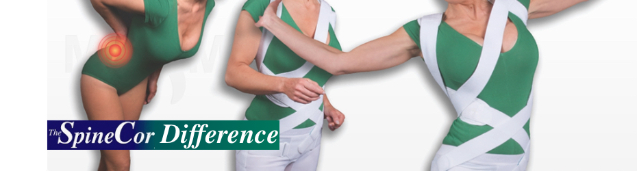 SpineCor is a dynamic scoliosis brace which is very different from traditional hard braces.