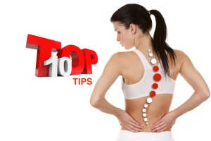 Top 10 Tips To Get The Most Out of Your Scoliosis Exercise Program