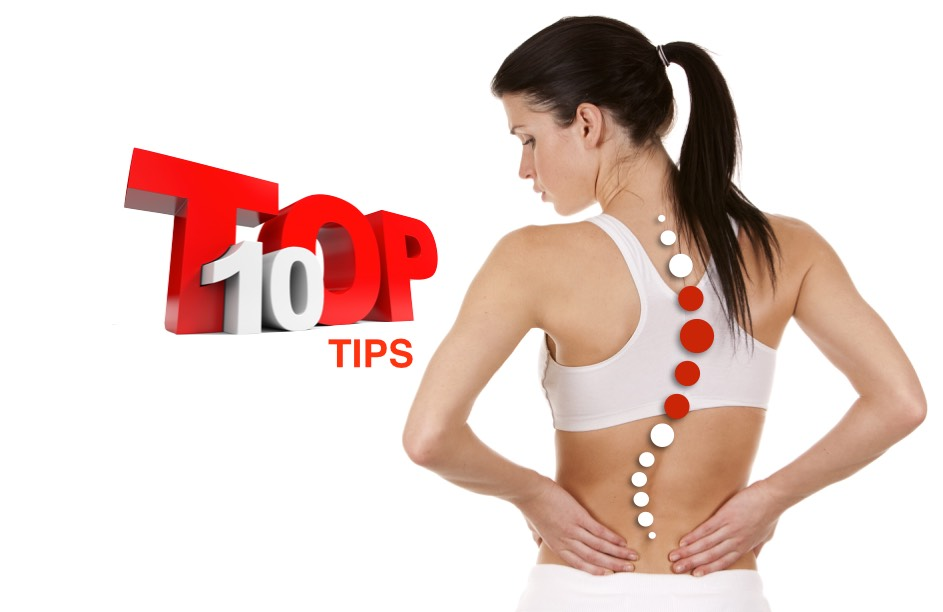 Top 10 Tips For Your Scoliosis Exercise