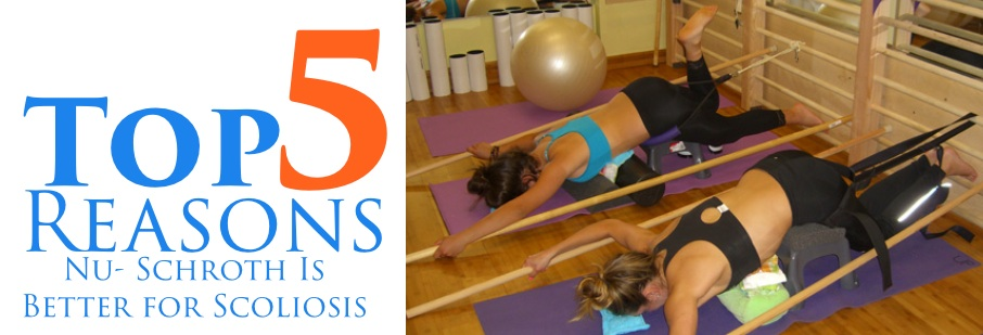 Top 5 Reasons Nu-Schroth is Better for Scoliosis