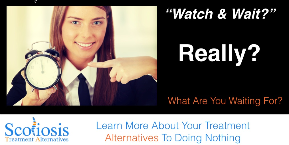 Watch and Wait - Alternatives